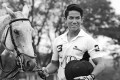 Prince Mateen of Brunei. Striking, rich and 26, he plays polo and has a master's degree in diplomacy – an eligible royal bachelor indeed.