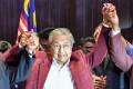 Mahathir Mohamad led a confused opposition coalition united by its distaste for scandal-plagued Prime Minister Najib Razak, Ankit Panda writes. Photo: TNS