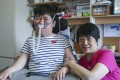 Spirit of Hong Kong nominee Josy Chow Pui-shan (left) with her mother. Photo: Xiaomei Chen