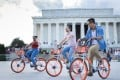 Mobike, the world's largest smart bike sharing company, has introduced its service in Washington, D.C., the capital of the United States.