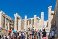 The Acropolis in Athens is a jaw-dropping sight, and the good news is that prices are dropping for flights to the Greek capital from Hong Kong. Photo: Alamy