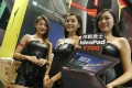 Promotion girls from Lenovo Booth is seen at Hong Kong Computer and Communications Festival 2016 at Hong Kong Convention and Exhibition Centre in Wan Chai. Photo: SCMP