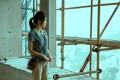 Yang Zishan in a still from Walking Past the Future (category I; Mandarin), directed by Li Ruijun and co-starring Yin Fang.