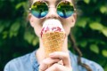 Some 'light' ice cream brands now contain hefty amounts of fibre and protein, making them more filling and less likely to induce craving than other non-fat types, Photo: Shutterstock