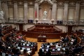 Portugal's parliamentary members attend a vote on legalising euthanasia in Lisbon, Portugal on Tuesday. Photo: Reuters