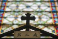 Beijing has four state-run official churches offering services in English. Photo: AFP