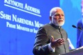 """Indian Prime Minister Narendra Modi said during his speech at the Shangri-La Dialogue that India """"does not see the Indo-Pacific region as a strategy or as a club of limited members"""". Photo: AFP"""