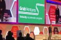 Grab CEO and co-founder Anthony Tan speaks at the Innovfest Unbound conference in Singapore on Tuesday. Photo: SCMP