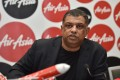 AirAsia Group CEO, Tony Fernandes speaks at a press conference in Sydney. Photo: AFP