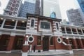 The revitalised Central Police Station compound opened its doors to the public in late May. Photo: Nora Tam