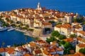 Korcula in Croatia, one of our eight World Cup participant countries to visit this month. Picture: Alamy