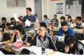 Students take the gaokao university entrance exam in 2017 in Shijiazhuan, China.