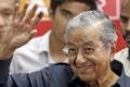 Malaysian Prime Minister Mahathir Mohamad. Photo: EPA