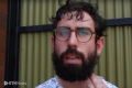 Matt Liston, the founder of a blockchain-based religion. Liston has refuted the claim that he is a Cryptprophet. Photo: YouTube