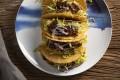 Good Eating - Pinot Duck - Peking duck tacos