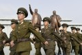 Pyongyang and Seoul are likely to emphasise economic and military matters. Photo: Kyodo