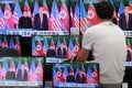 Tuesday's summit between Donald Trump and Kim Jong-un has important ramifications for the China-North Korea alliance. Photo: AFP