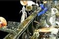 A squid jigging ship operating in international water. Photo: iqiyi.com