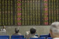 Analysts say Chinese stock markets haven't bottomed out despite the number of oversold stocks. Photo: Bloomberg