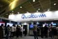 Qualcomm is poised to acquire the Dutch chip maker NXP Semiconductors. Photo: Bloomberg
