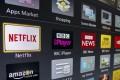 Netflix app as seen on screen of a smart TV. Photo: Alamy