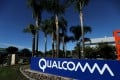 Apple and Qualcomm are fighting over the amount Qualcomm charges to license its cellular patents. The iPhone maker stopped paying patent fees to Qualcomm early last year. Photo: Reuters