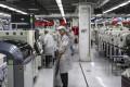 Foxconn more than one million people across China. Photo: EPA-EFE