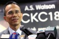 CK Asset Holdings chairman Victor Li Tzar-kuoi bought 8.9 million shares in the company from June 14 to 19, according to Hong Kong stock exchange filings. Photo: Edmond So