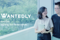 Wantedly's website. Photo: Handout