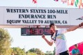 Hoka One One's athlete Jim Walmsley sets the Western States record, shaving 16 minutes off the record. Photo: Hoka One One