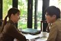 Mizuki Yamamoto (left) and Takanori Iwata in Last Winter, We Parted (category IIB, Japanese), directed by Tomoyuki Takimoto and also starring Takumi Saito.