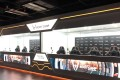 Competition booth at Garena's offices in Bangkok, where e-sports athletes will vie with each in tournaments that are live-streamed. 26JUN18 SCMP / Chua Kong Ho