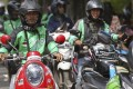 Go-Jek, which started as a motorcycle ride-hailing service in 2010, now offers everything from meal deliveries to massage and home cleaning, all on demand and available through a super app. Photo: AP
