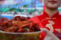 A trainload of crayfish was sent from China to Russia for World Cup fans to enjoy.