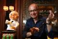 Star bartender Javier de las Muelas in Hong Kong. Picture: Edmond So
