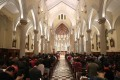 Worshippers at mass on Christmas Eve at the Catholic Cathedral on Caine Road. A survey of Hong Kong Christians has revealed more than 55 sexual harassment cases in churches, half of them allegedly committed by pastors or church leaders. Photo: Winson Wong
