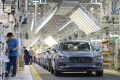 The Volvo Car manufacturing plant in Daqing, in China's Heilongjiang province. China produced 21 per cent of Volvo cars in 2017. Photo: Reuters