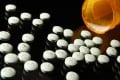 OxyContin pills are among those being overprescribed by doctors in the US, leading to what has been dubbed the opioid crisis. Photo: LA Times
