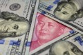 China's onshore bond market could draw as much as US$300 billion of inflows if its bonds were included in global indices. Photo: Reuters