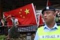 China governs Hong Kong under the 'one country, two systems' policy. Photo: Sam Tsang
