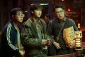 Li Yifeng (centre) plays a young man forced to take part in a potentially deadly gambling tournament in the film Animal World (category IIB; Mandarin, English). Directed by Han Yan, the film also stars Michael Douglas and Zhou Dongyu