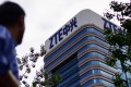 A day after the US Commerce Department said a deal was almost done with ZTE Corp, six senators have pushed back, asking that the final defence-budget bill keep in an amendment that will prohibit the Chinese telecoms giant from buying components from US suppliers for seven years. Photo: AFP