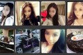 The girls displayed a 'posh' lifestyle online, police say. Photo: Facebook