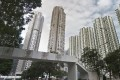 Hong Kong's pre-owned homes are likely to come under a price correction in the remaining months of the year, falling 7 per cent for the six months through December, according to Citibank. Photo: Google