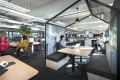 Inside Puma's new agile office in Hong Kong that opened in September last year.