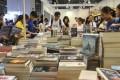The Hong Kong Book Fair runs until next Tuesday. Photo: Tory Ho