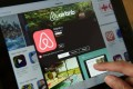 Last year about 450,000 visitors used Airbnb to secure accommodation in Hong Kong, which generated HK$2.6 billion in economic activity, the company said. Photo: AFP