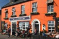 The colourful exterior of the Bulman bar in Kinsale, on Ireland's southern coast, a small town that punches well above its weight in the culinary stakes. Pictures: Nicky Sullivan