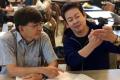 Tan Tarn How and Ivan Heng. Photo: Ken Kwek