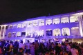 The Art After Dark festival at the Gillman Barracks, part of the annual Singapore Art Week. Picture: National Arts Council of Singapore